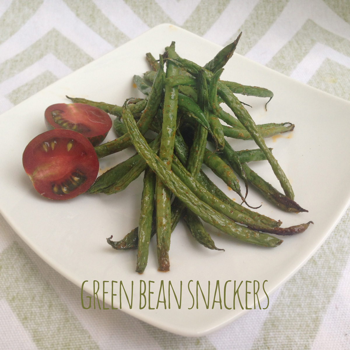 Green Bean Snackers