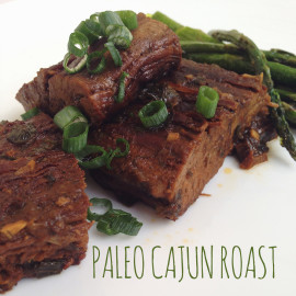 Paleo Cajun Roast Recipe