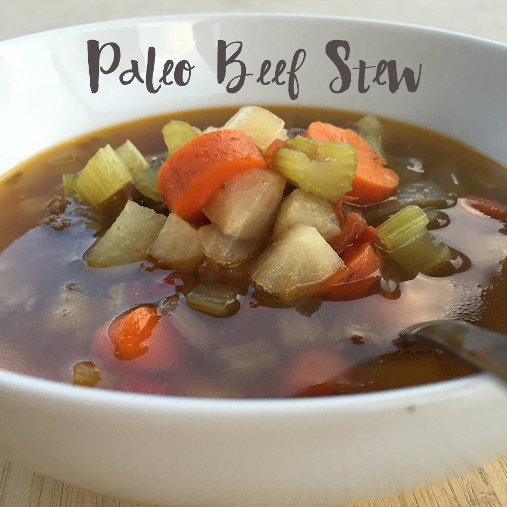 Game of Thrones-Inspired Paleo Beef Stew